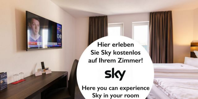 Free SKY in your room