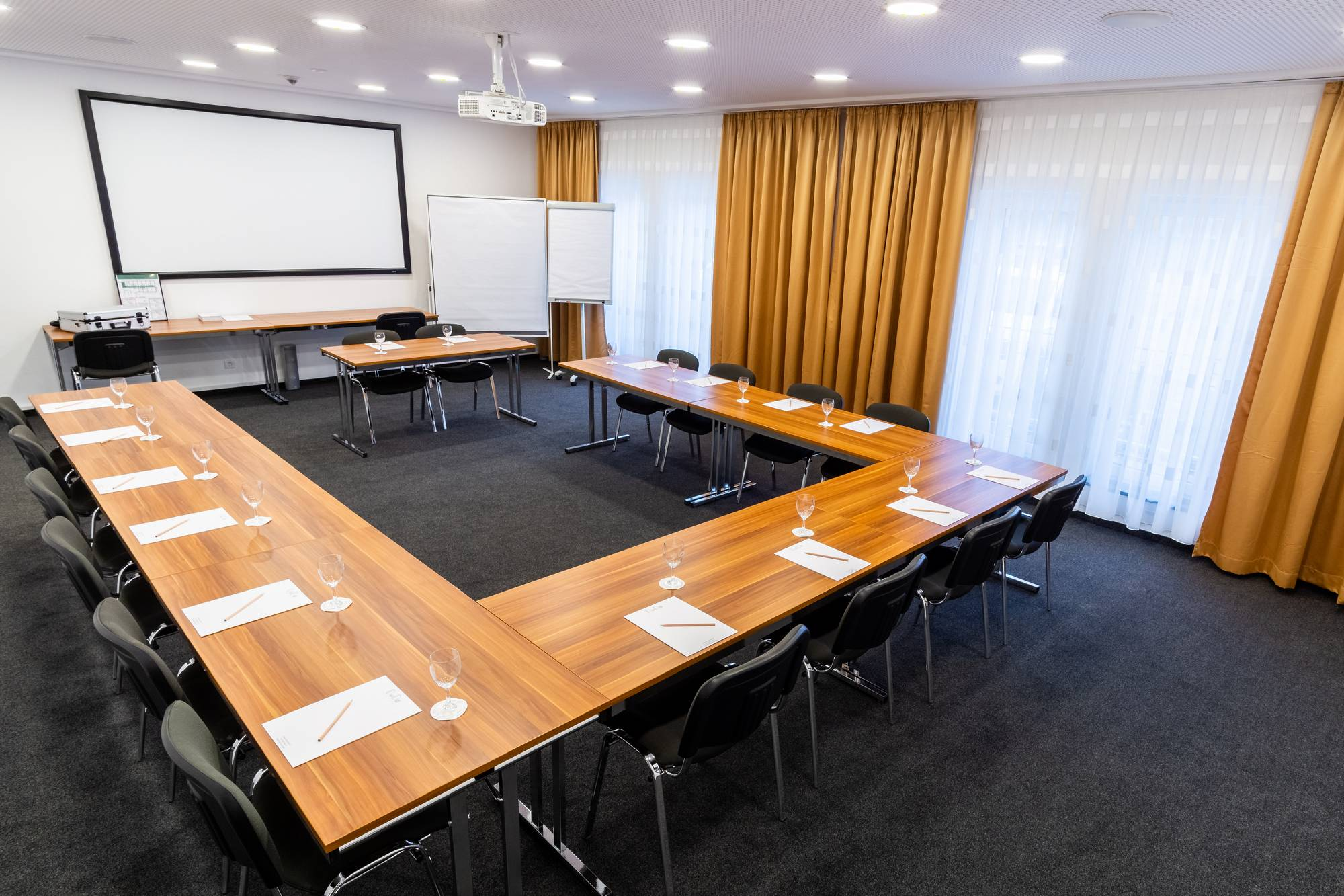 Hotel-DuDa - Meeting room Var 2