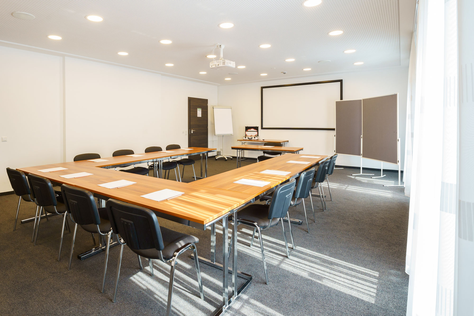 Hotel-DuDa - Meeting room